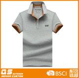 Men Fashion Customized Melange Polo Shirt
