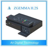 Officially Supported Zgemma H. 2s Linux OS Dual Core Enigma2 DVB-2xs2 Tuners