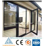 Aluminium Sliding Windows and Doors with High-Quality