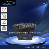 8 Eyes CREE 8*10W 4in1 RGBW or Single White LED Spider Light