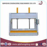 Mj50A Laminations on Composite Wood Hydraulic Cold Press