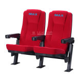 Leadcom Lounger Style Push Back Cinema Chair with Cupholder (LS-11602)