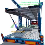 Skeletal Car Transport and Carring Semi Trailer with Length Opptional