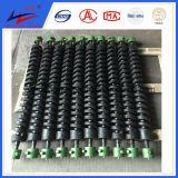 Belt Conveyor Steel Roller, Spiral Clean and Impact Roller