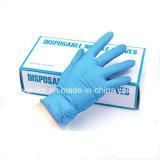 Natural Rubber Disposable Examination Latex Gloves