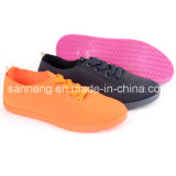 Comfort PVC Injection Leisure Shoes for Ladies (SNC-49036)