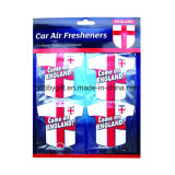 Promotion Cheap Car Accessories Paper Air Freshener