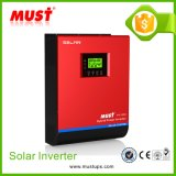 Must PWM High Efficiency 5kVA DC 48V to AC 220V Pure Sine Wave Solar Inverter