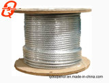 Stainless Steel Wire Rope Raw Material AISI304 and AIS316
