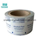 Aluminum Foil Paper Roll Used as Sachet Film Roll