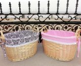 (BC-ST1088) High Quality Handmade Willow Laundry Basket