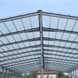 High Quality Low Cost Prefabricated Steel Construction Structure Building