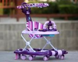 8 Wheels Best Sell Baby Walker with Good Quality