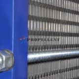 Crystal Particle/Fiber/Sticky Material Medium Free Flow Wide Gap Stainless Steel Plate Heat Exchanger