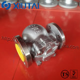 Stainless Steel Ball Float Steam Trap (Flanged)
