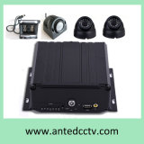 Truck Mobile DVR Camera System Ahd 1080P 3G 4G GPS WiFi
