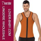 Men Sportswear Sweat Enhancing Vest Shirt (L42660-1)