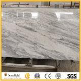 Polished River White Granite Slab for Kitchen/Bathroom Countertops/Vanity Tops