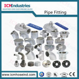 ISO4144 Standard 150lb Stainles Steel 316 304 Screw Pipe Fittings