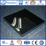 Black Mirror Stainless Steel Honeycomb Panel