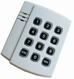 Waterproof Standalone Access Control Keypad RFID Card Reader