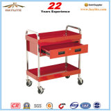 Chinese High Quality 31inch Steel Tool Cart with Wheel