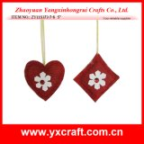 Christmas Decoration (ZY11S373-7-8) Christmas Love Art Craft