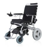 FDA 12 Inch Light Weight Brushlesss Foldable Electric Power Wheelchair