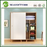 Modern Fitted Wood/MDF/Particle Board/Cloth/Sliding Door /Portable/Foldable/Six Door/Baby/Closet/Wooden Cabinet Wardrobe for Bedroom/Home/Hotel Furniture