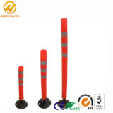 Traffic Delineator Post, Plastic Bollard, Spring Post