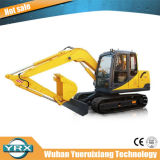 Lower Price 8ton Hydraulic Crawler Excavators