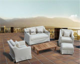 High Quality Hotel Outdoor Sofa Set with Sunbrella Fabric