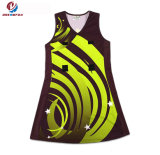Cheap Top Quality Wholesales Custom Fitness Sleeveless Cheerleading Uniform Suit for Womens