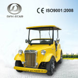 4 Seats Low Speed Sightseeing Car Battery Electric Cart Golf Buggy Vehicle