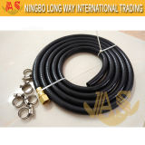 Hot Sale PVC Flexible Natural Gas Hose Pipe White Black