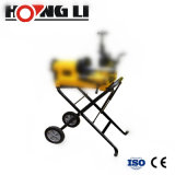 Pneumatic Folding Trolley Pipe Threading Machines Foldable Stand (HL-250)