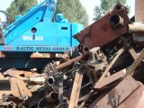 Metal Scraps Hms 1 and 2/ Ferrous Steel Scrap Bundle/ Baled Steel Scrap