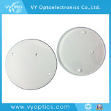 Drilled Optical Float Glass Shape Pieces Lens