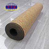 Wholesale Eco Friendly Durable Natural Jute Natural Rubber Yoga Mat