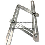 Stainless Steel Multi Angle Ruler