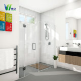 Tempered Glass Partition for Bathroom with Ce/CCC/ISO9001