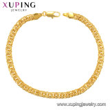 Fashion 24K Gold Bracelet Jewelry for Girls