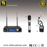 S21 UHF Single Channel High Power Wireless Microphone