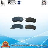 Ceramic Quality A249wk Brake Pad for Mazda 626 Coupe