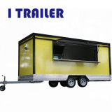 Vending Food Trailer with Towbar