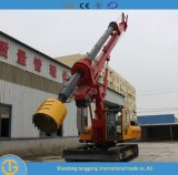 Engineering Portable Pile Driver, Hydraulic Water Well Rotary Drilling/Drill Rig Dr-120 Model