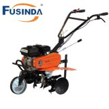 Dual Rotating Rear Tine Tiller, 208cc, with Briggs & Stratton Engine