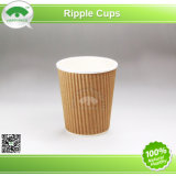 Ripple Paper Cup with Customized Logo