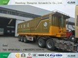Best Selling Price Shandong Shengrun Manufacturer Dump Truck Semi Trailer, Dumper Tipper Semi Trailer, Tipping Trailer