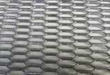 Low Carbon Steel Diamond Expanded Metal Wire Mesh Panel Sheet